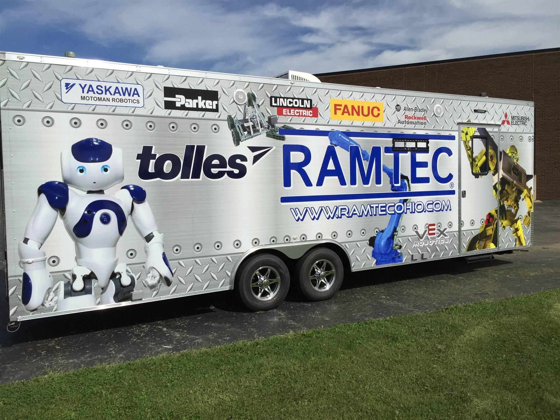 RAMTEC Mobile Lab