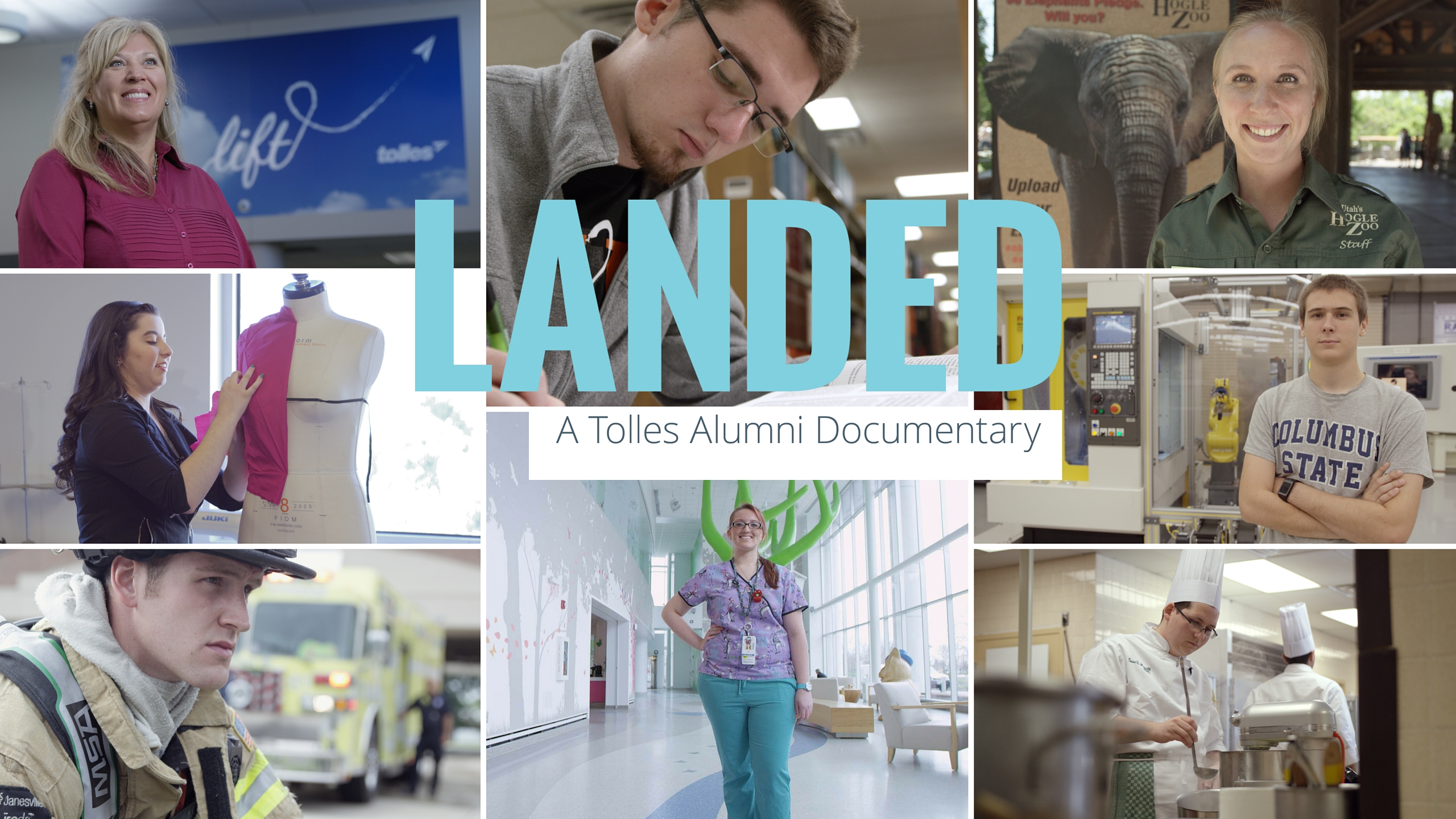 Landed Documentary Cover Picture